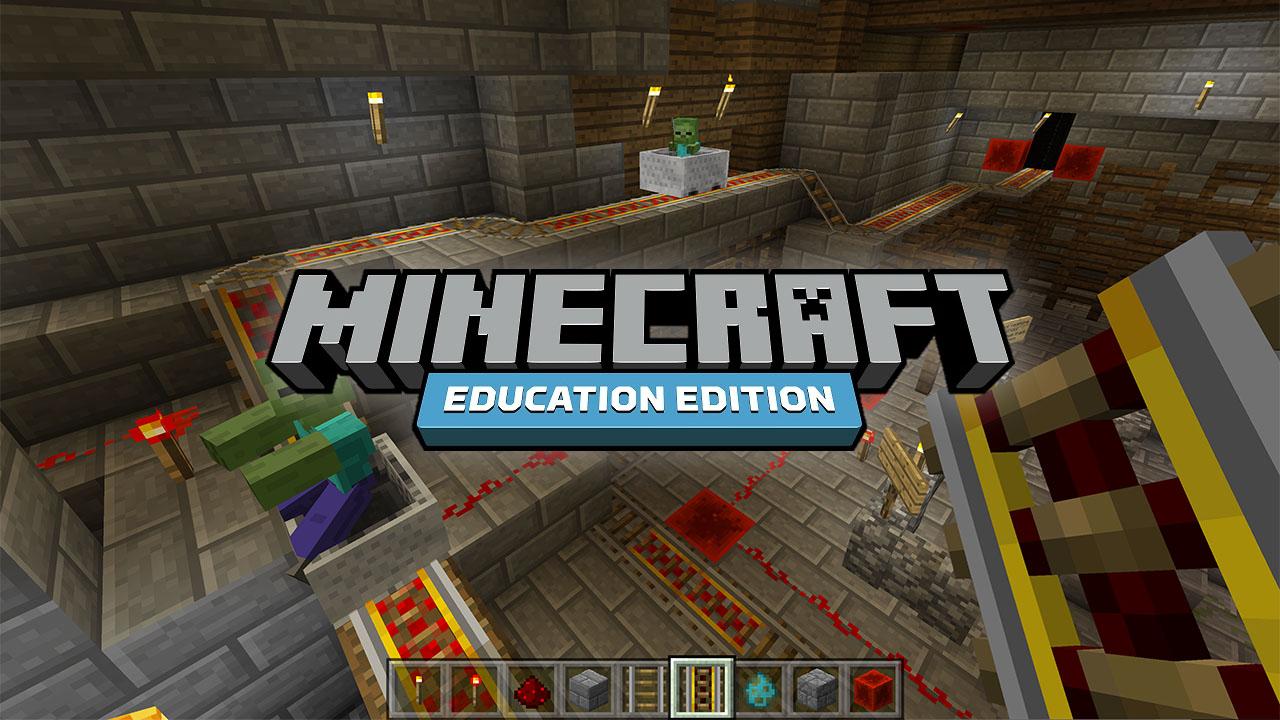 MOJANG: EDUCATION EDITION COMING! COMMUNITY: LOOKING AT