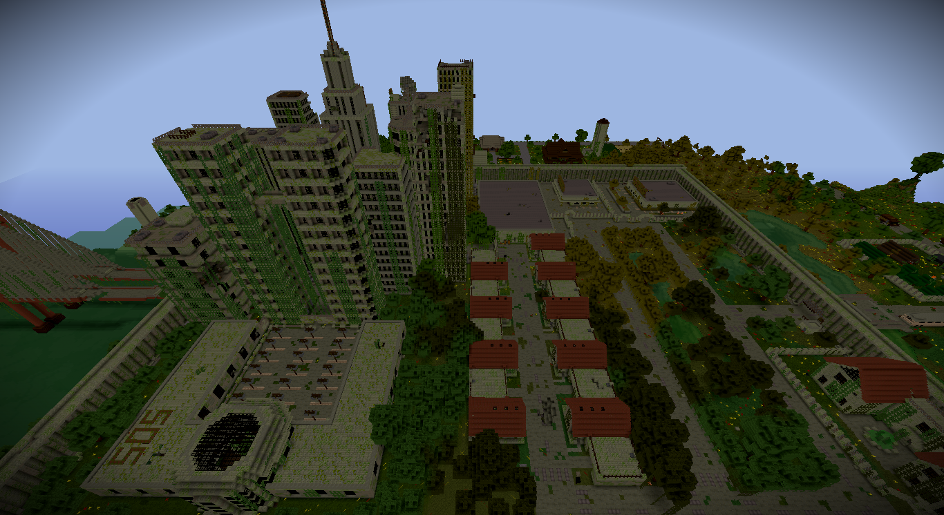 Minecraft Zombie Apocalypse Map lake of the woods map syria map control