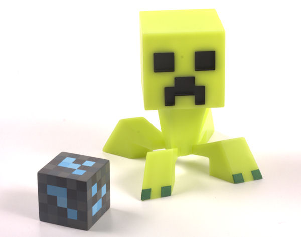 J!NX Brings A Creeper To Minecon - News - Minecraft Forum