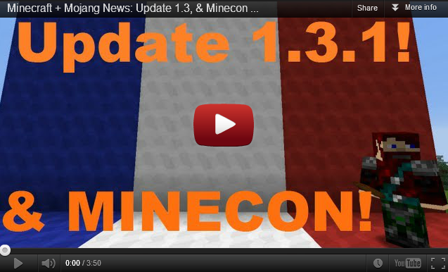 This Week In Minecraft Pocket Edition Updates PC Demo Minecraft - Skins para minecraft pc demo