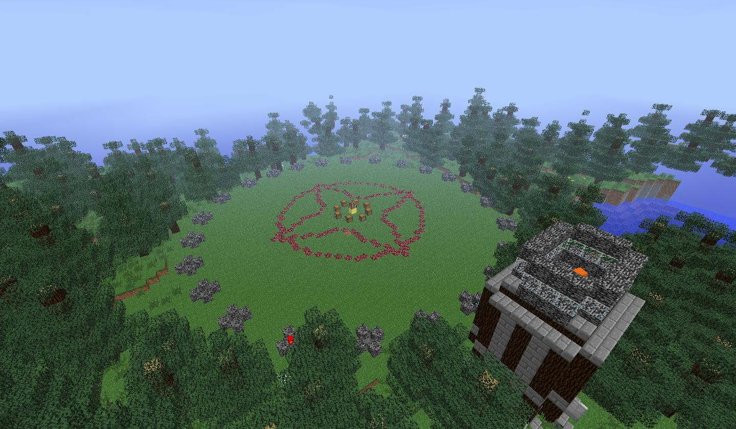 Old hunger games map - Maps - Mapping and Modding: Java Edition ...
