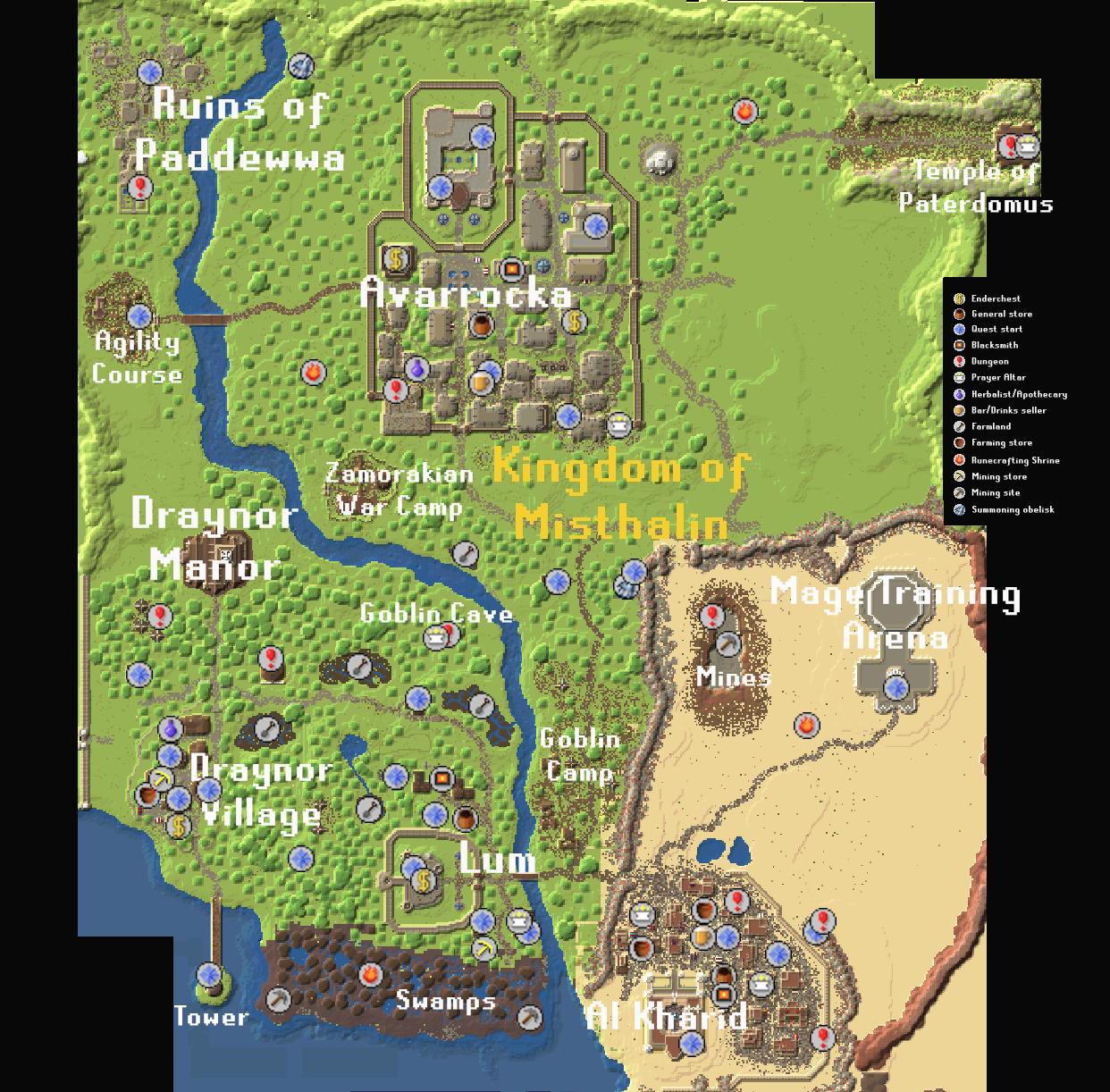 ♛ Gielinor, The Fourth Age ♛ - A Massive RuneScape based ...