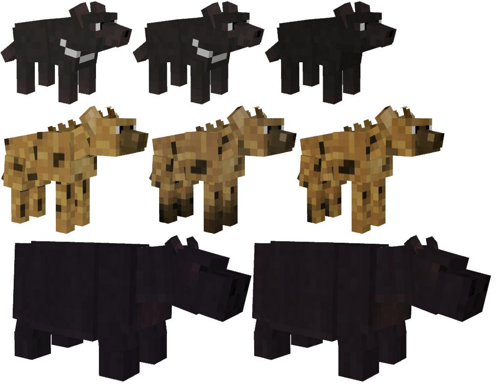 Zoo And Wild Animals Mod Wip Mods Minecraft Mods