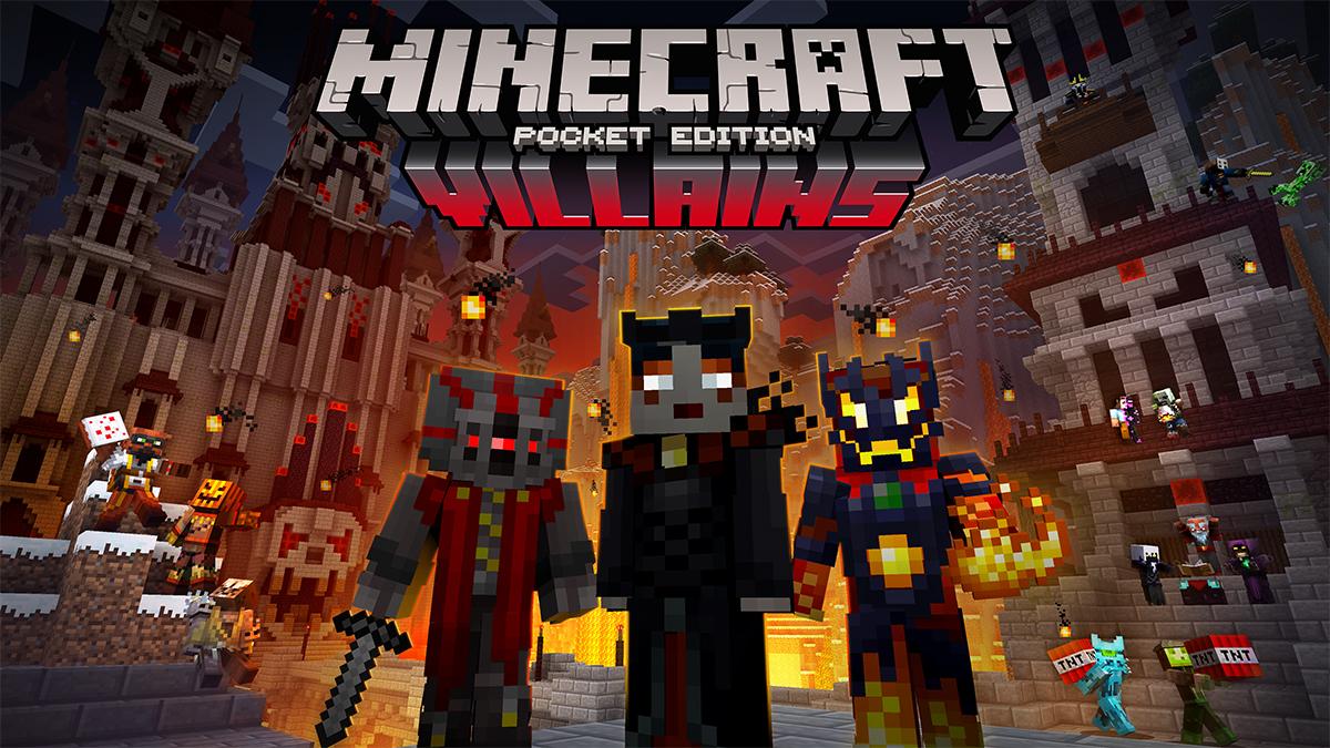 Mcpe Win10 The Villain Pack Arrives News Minecraft Forum