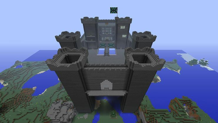 Need Ideas For Castle - Creative Mode - Minecraft: Java ...