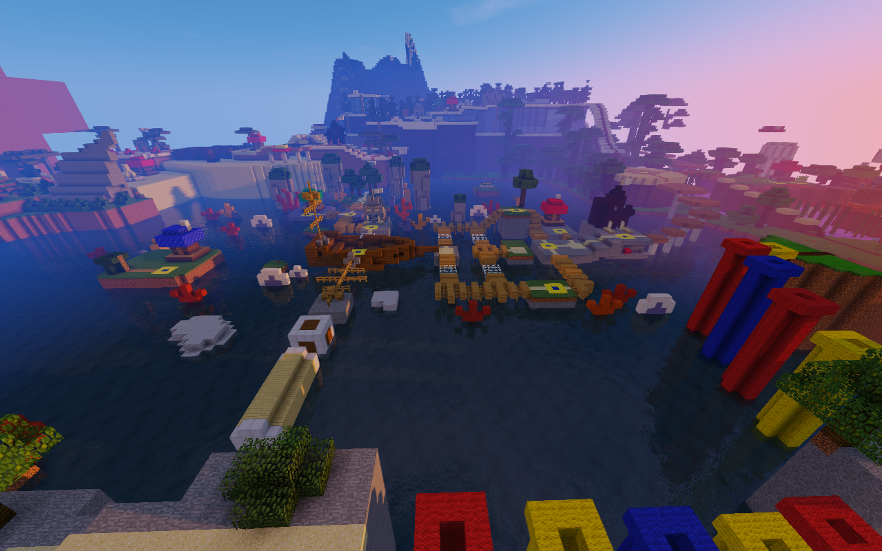 New Super Mario Bros U Minecraft Maps Mapping And Modding
