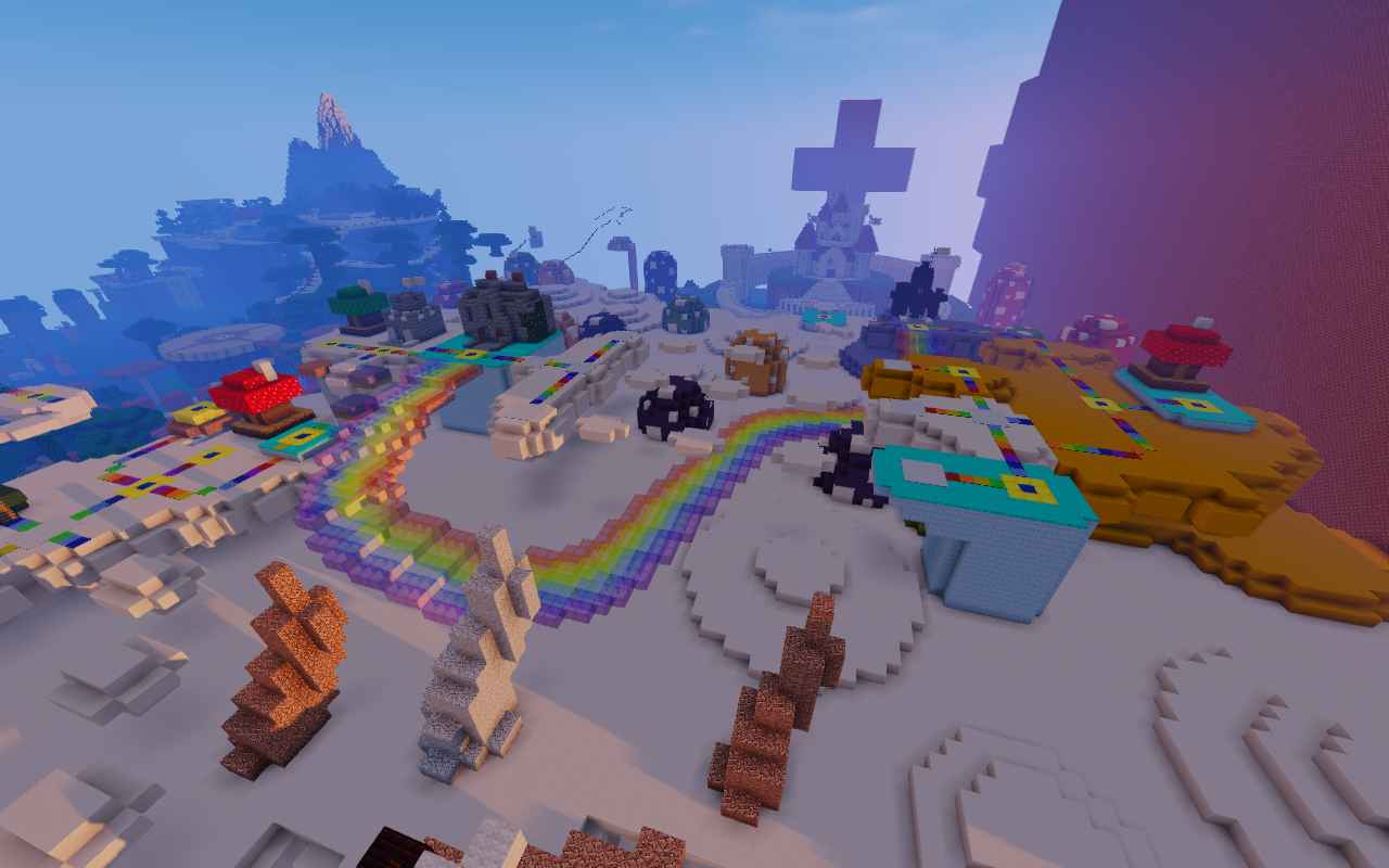 New super mario bros u minecraft maps mapping and modding meringue clouds gumiabroncs Choice Image