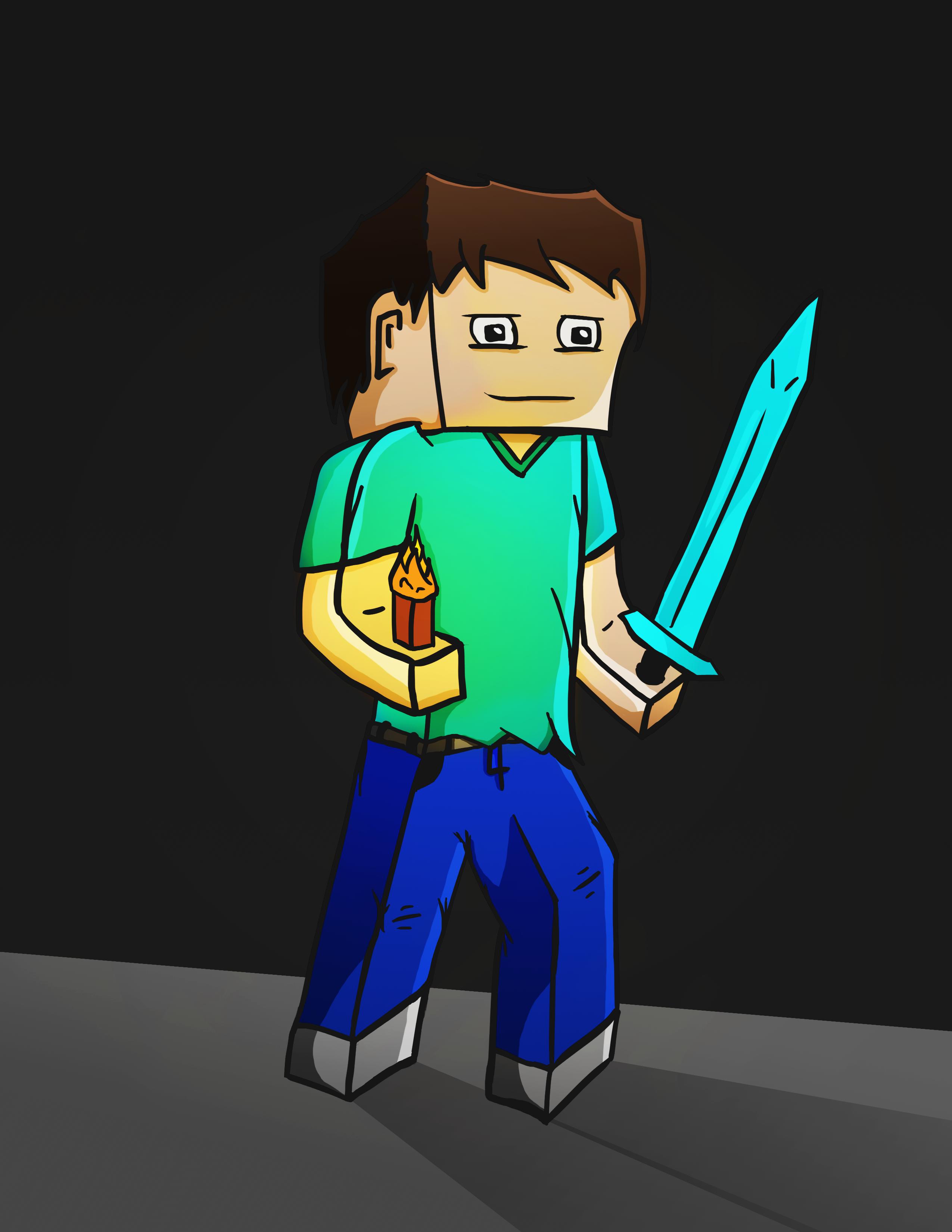 Картинки майнкрафт на аватарку