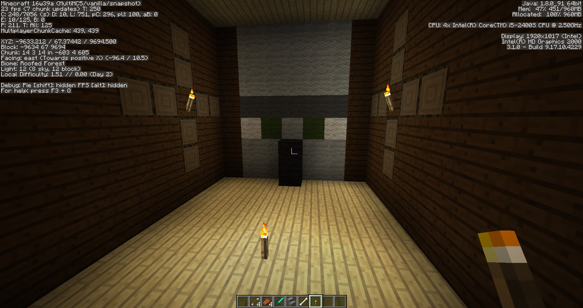 Best Secret Rooms In Minecraft Pe