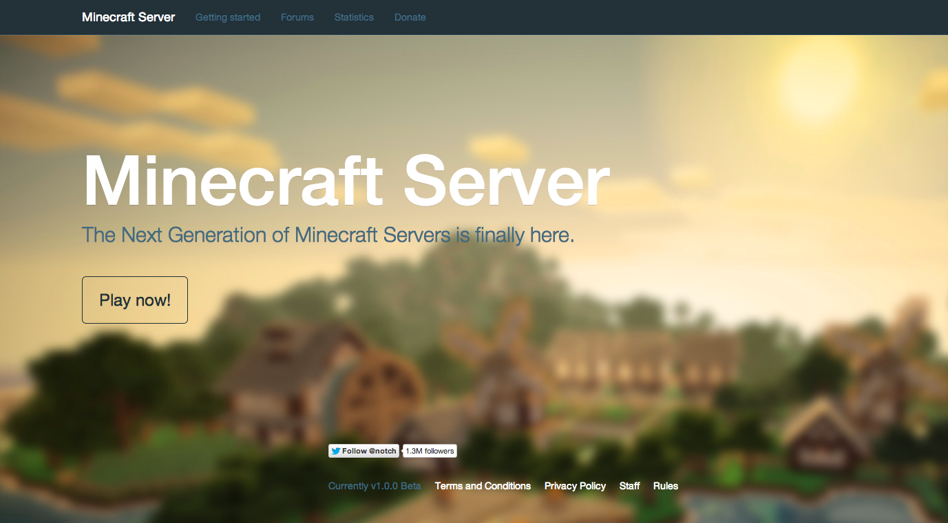 Im a Web-Developer Open for Business - Server Recruitment - Servers ...