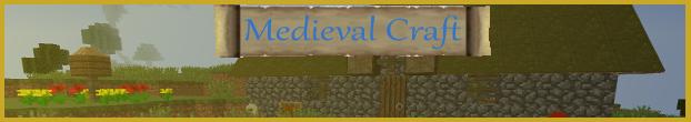 MedievalCraft Banner