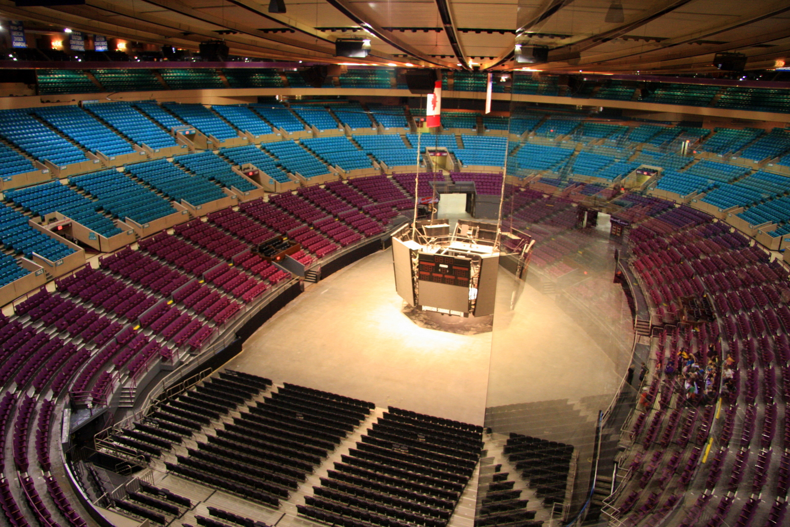 Madison Square Garden: Madison Square Garden Project