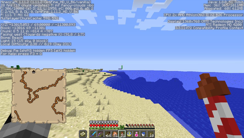 Woodland Explorer Map Help Survival Mode Minecraft Java