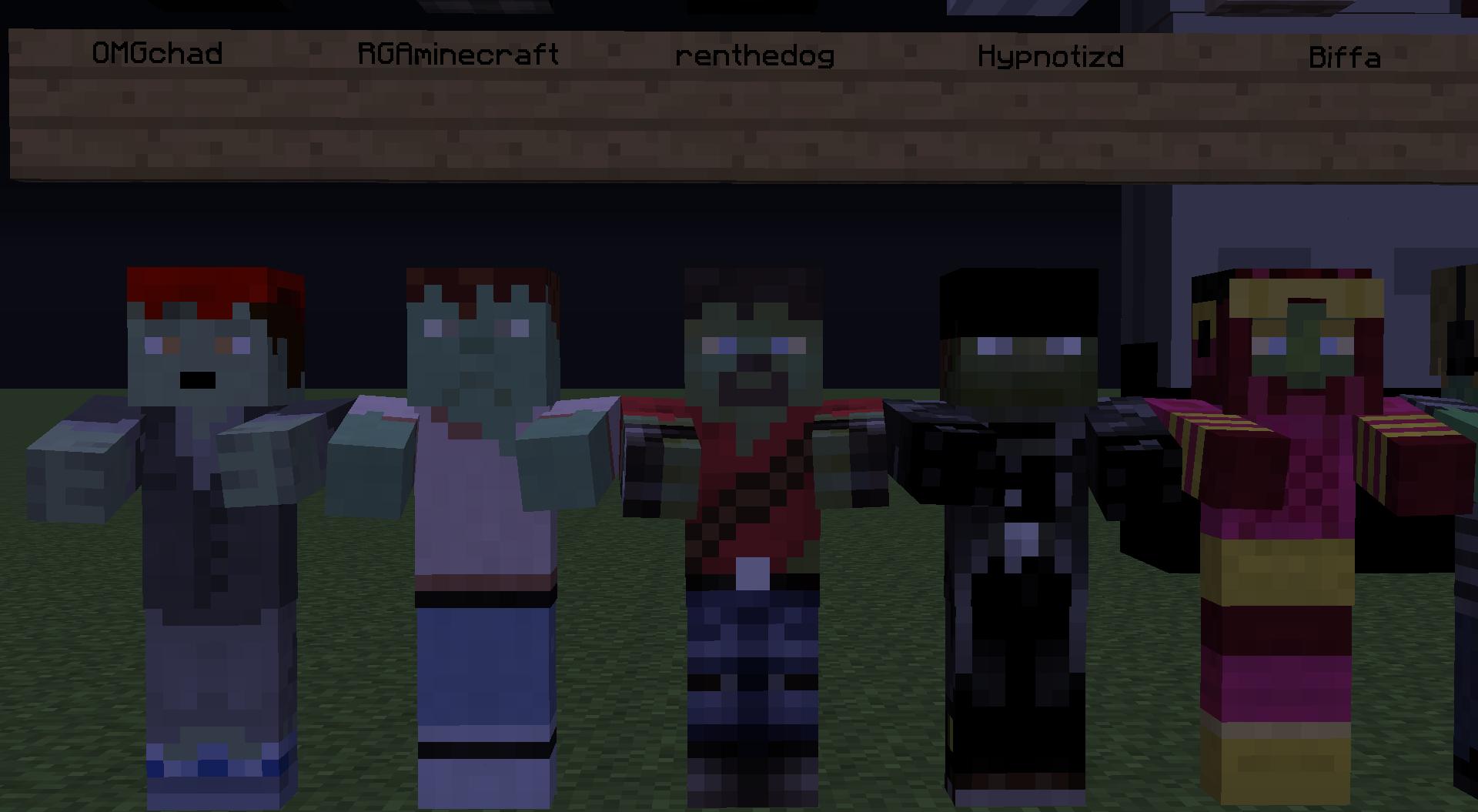 Minecraft Texture Pack Zombie Apocalypse Muat Turun E