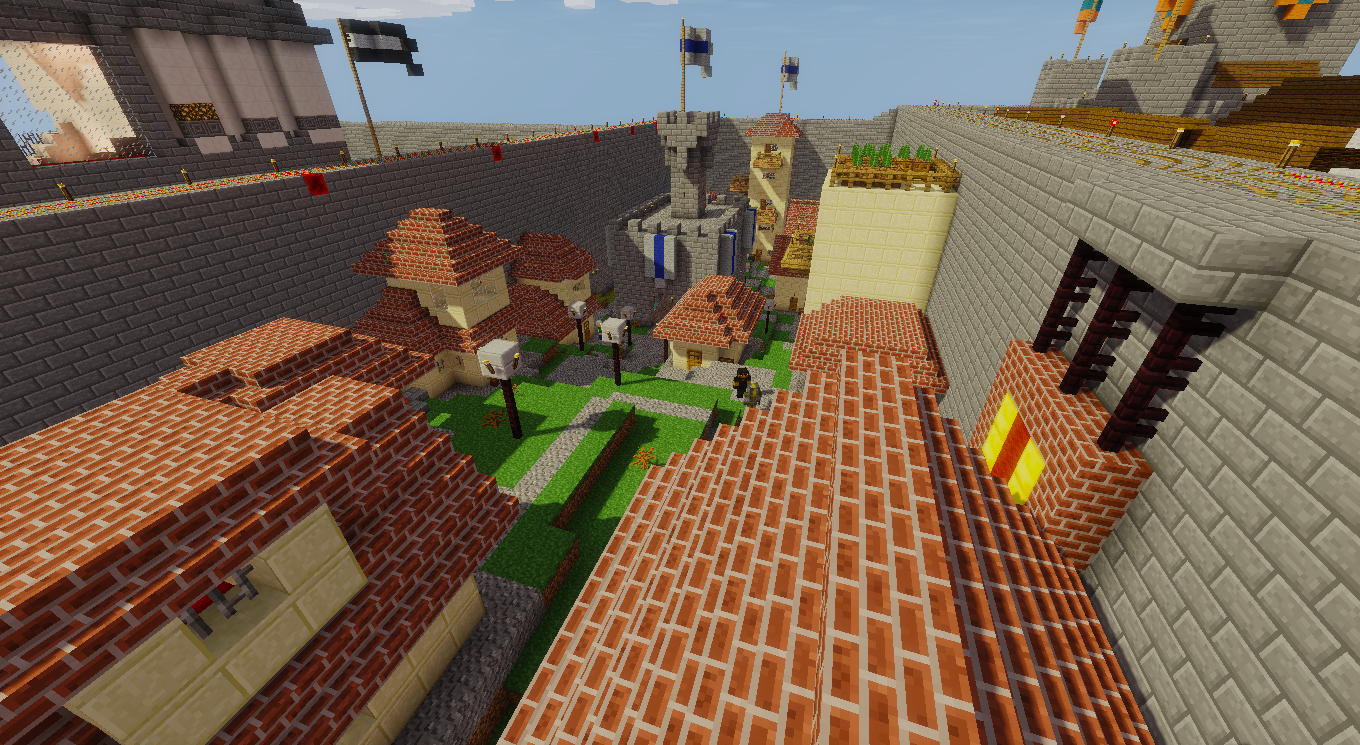 Eden (Minecraft Attack on Titan mod Map) - WIP Maps - Maps - Mapping and Modding: Java Edition ...