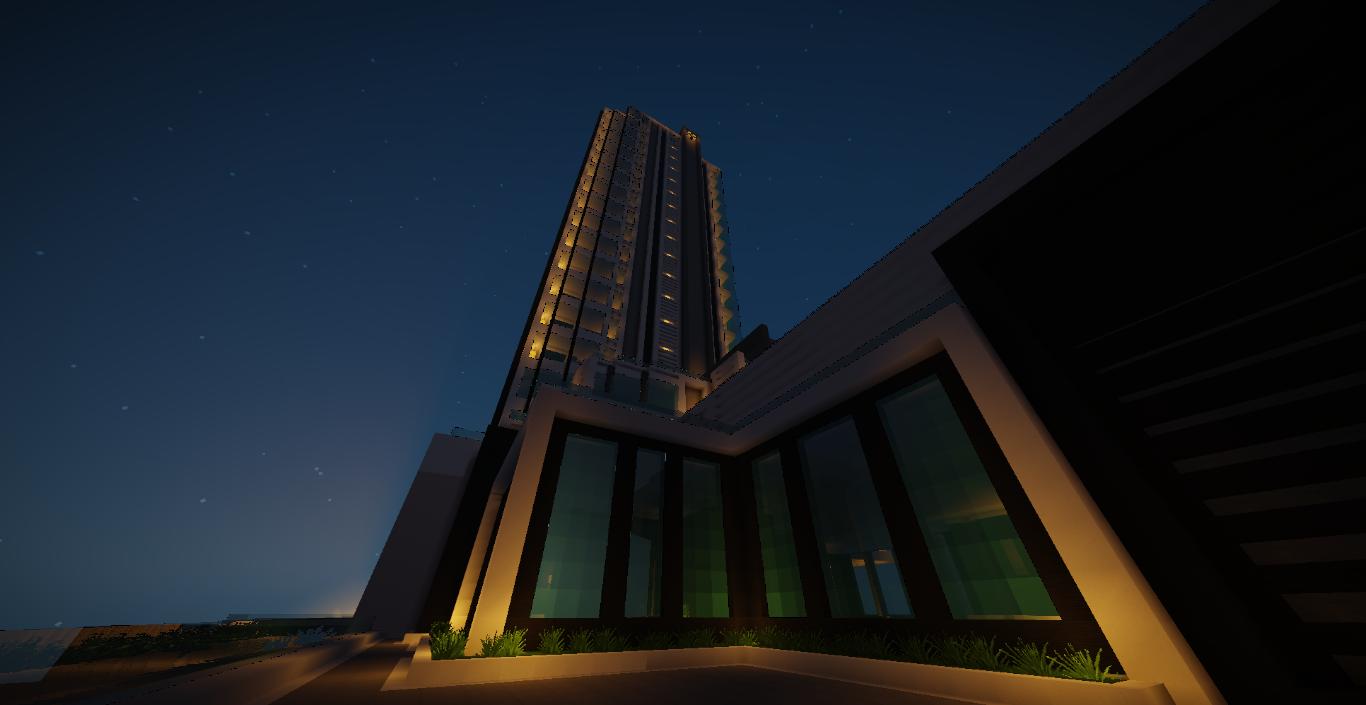 The Best Hotels Around Minecraft Luxury Hotel At Zayer Delumine