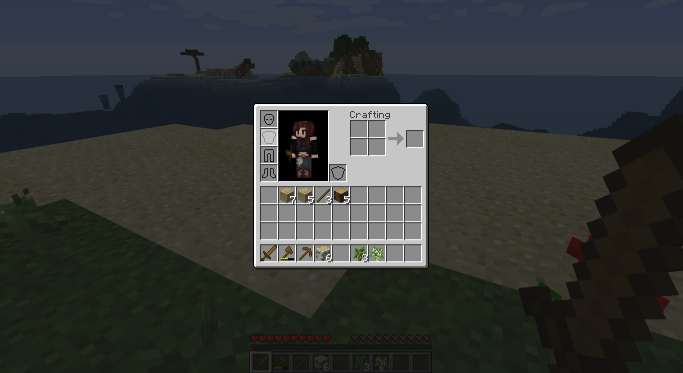 No recipe book showing in inventory unmodified minecraft client 2017 06 07135138 forumfinder Choice Image