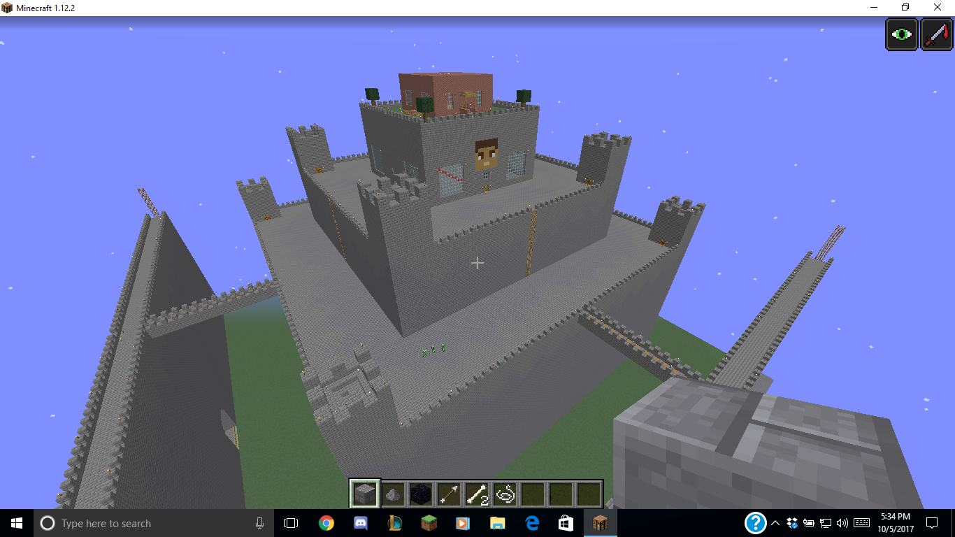 Need ideas for things to put in my castle - Creative Mode ...