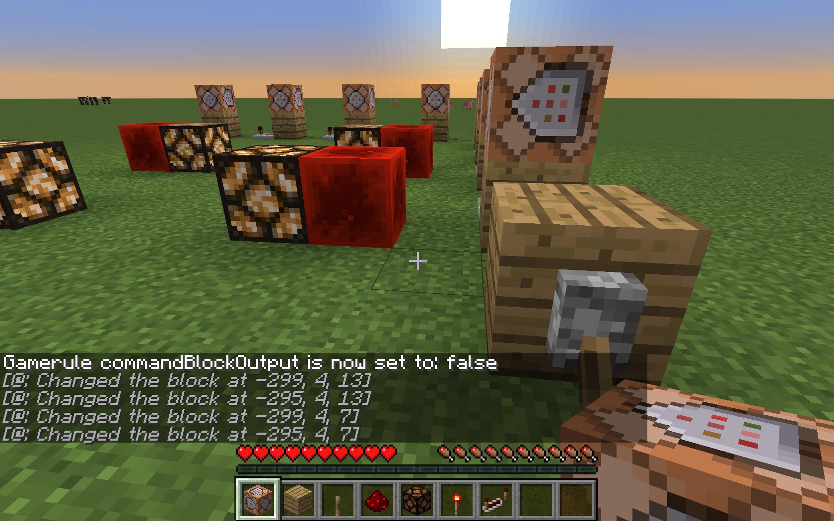 Minecraft Gamerule Commands - Bukalah a