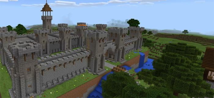 Castle Adventure - Mcpe  Maps - Minecraft  Pocket Edition - Minecraft Forum