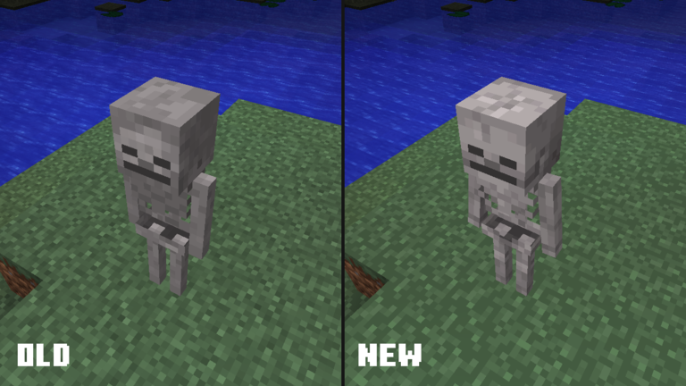 Try The New Minecraft Java Edition Textures News Minecraft Forum