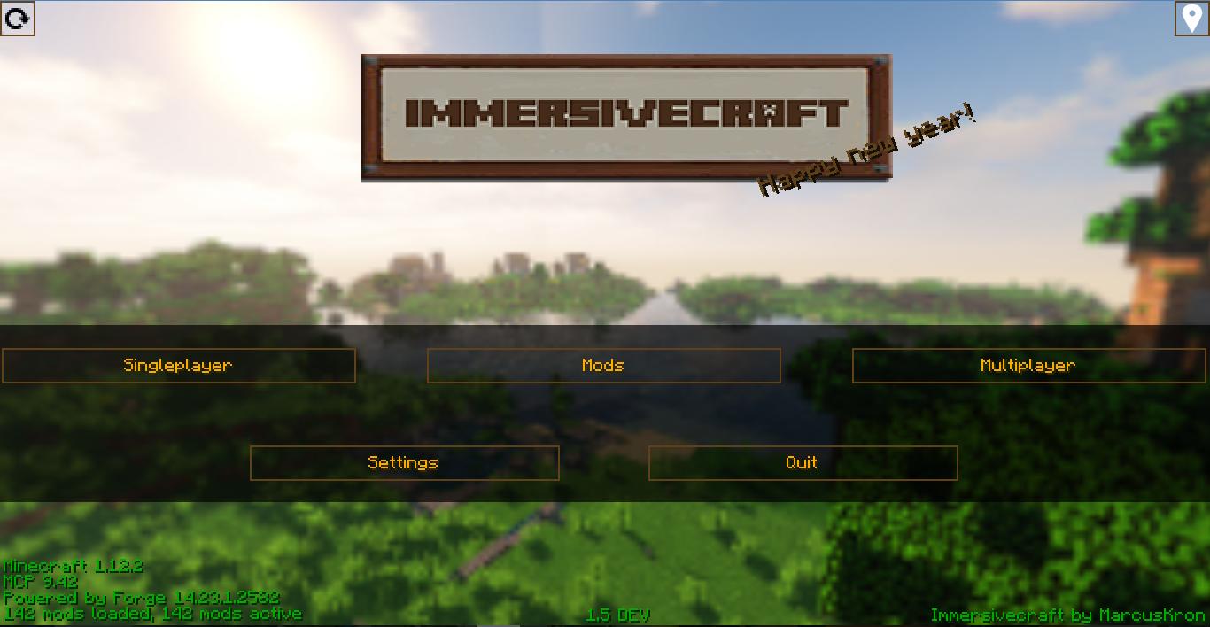 ImmersiveCraft (MK) - Modpacks - Minecraft - CurseForge
