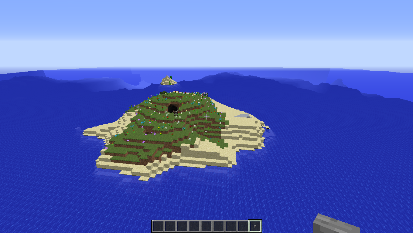 Minecraft Survival Island Top 3 Seeds 1 2 Also Artomix C1 7 10 Maps Mapping And Modding Java Edition