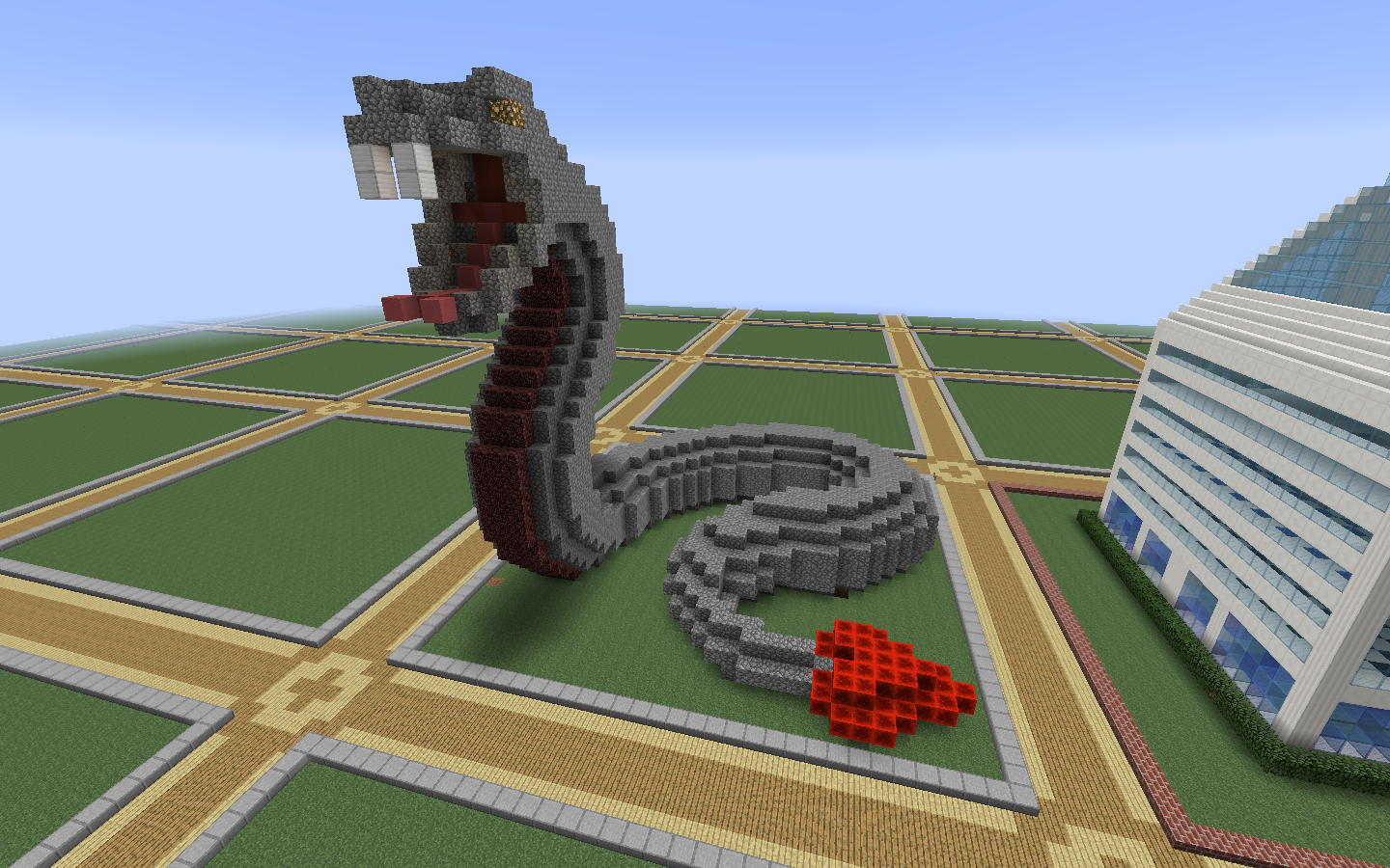 Minecraft Awesome Build Pics