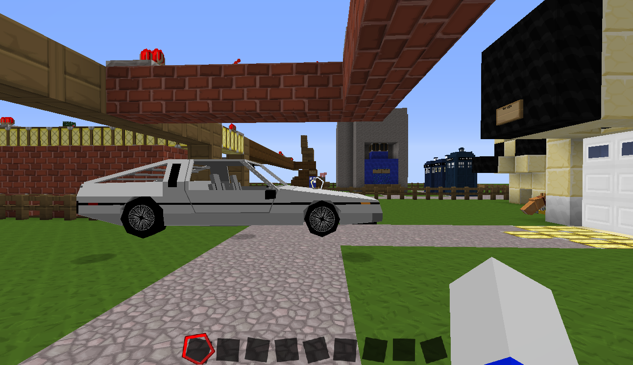MC Helicopter Mod - вертолёты, самолёты [1.7.10] [1.6.4 ...
