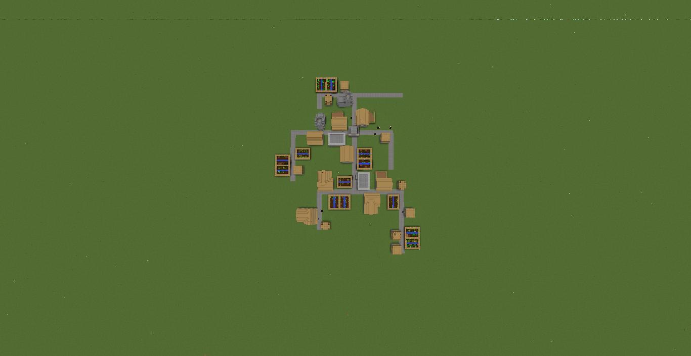 Super flat npc village 18 seeds minecraft java edition 2014 09 10171618 gumiabroncs Gallery
