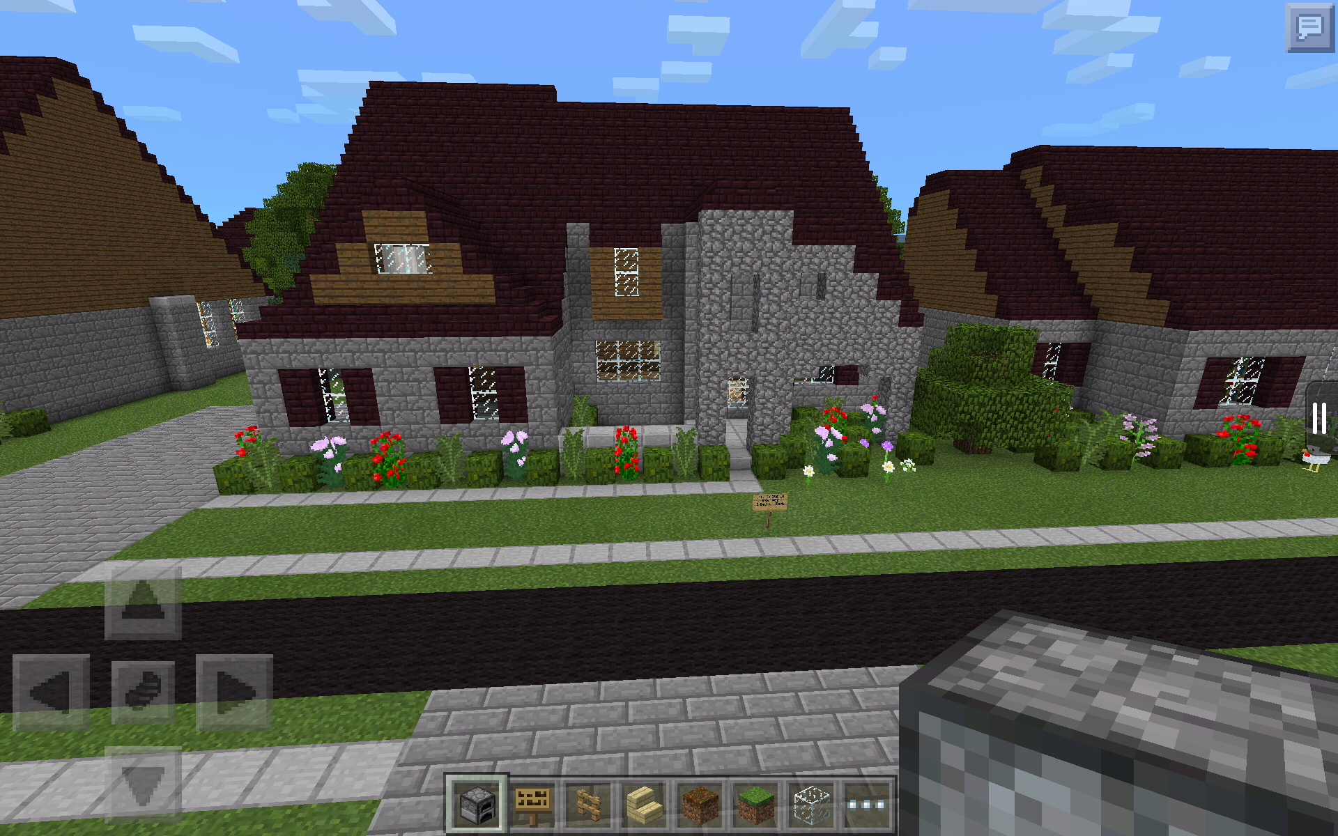 Neighborhood map mcpe maps minecraft pocket edition screenshot2014 09 26 15 54 20 gumiabroncs Images