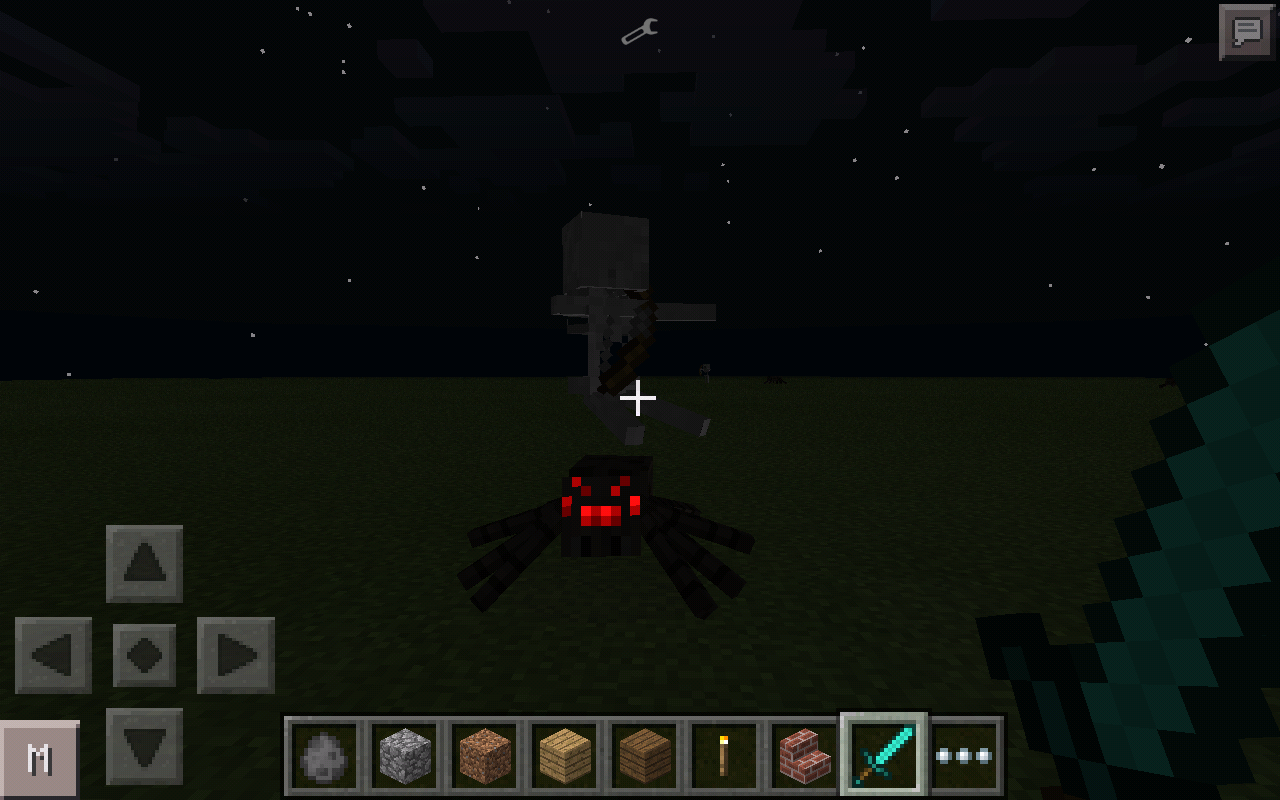 spider jockey mod almost finished - MCPE: WIP Mods / Tools ...