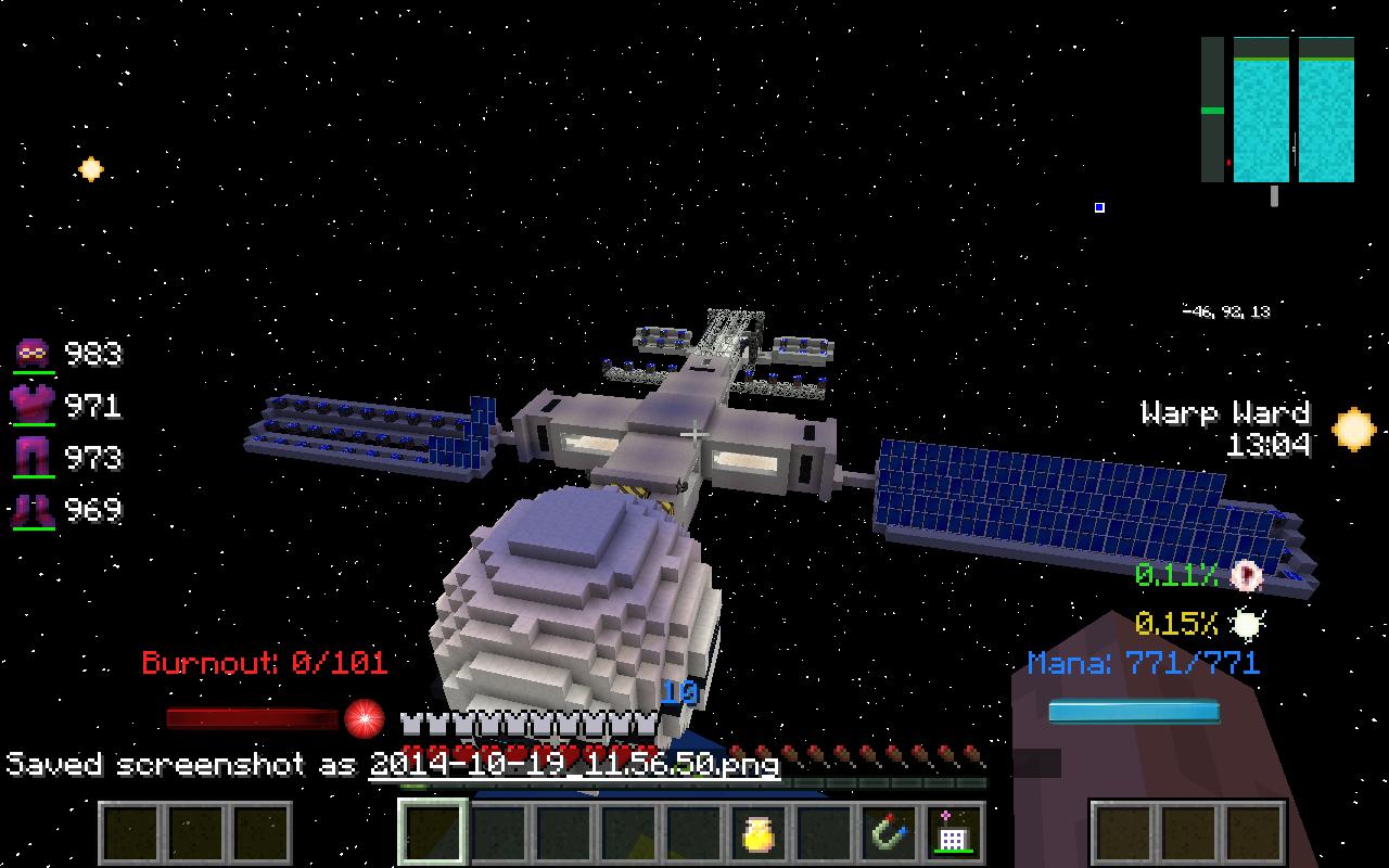 spacecraft galacticraft - photo #36