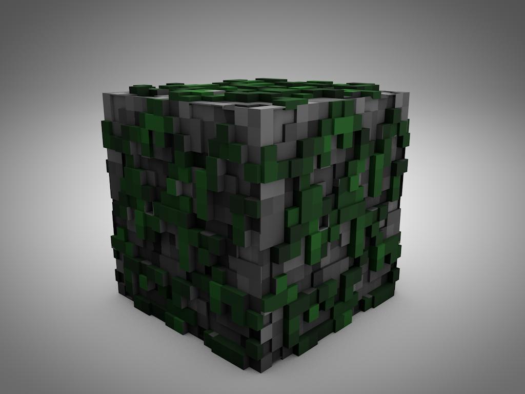 Minecraft Extruded Model Pack v1 - Other Fan Art - Fan Art ... Minecraft Oak Wood Block Texture