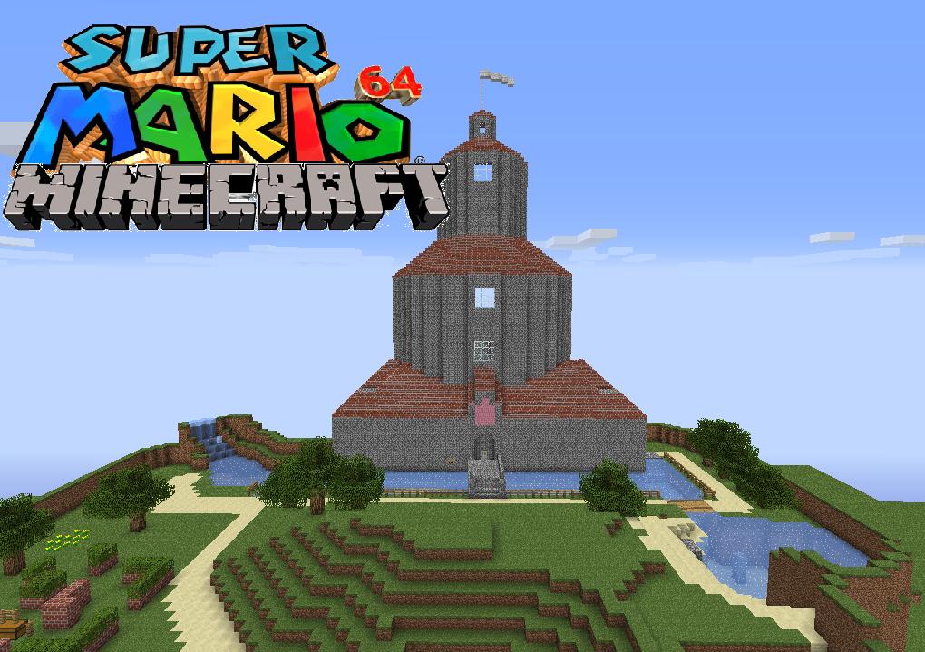 Super Mario 64 MC- Have a Mario-Style Adventure in Minecraft! - WIP ...