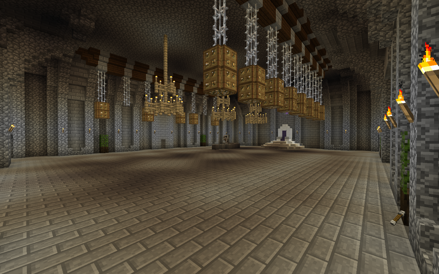 Looking for Spawn Castle Interior Building Assistance ...