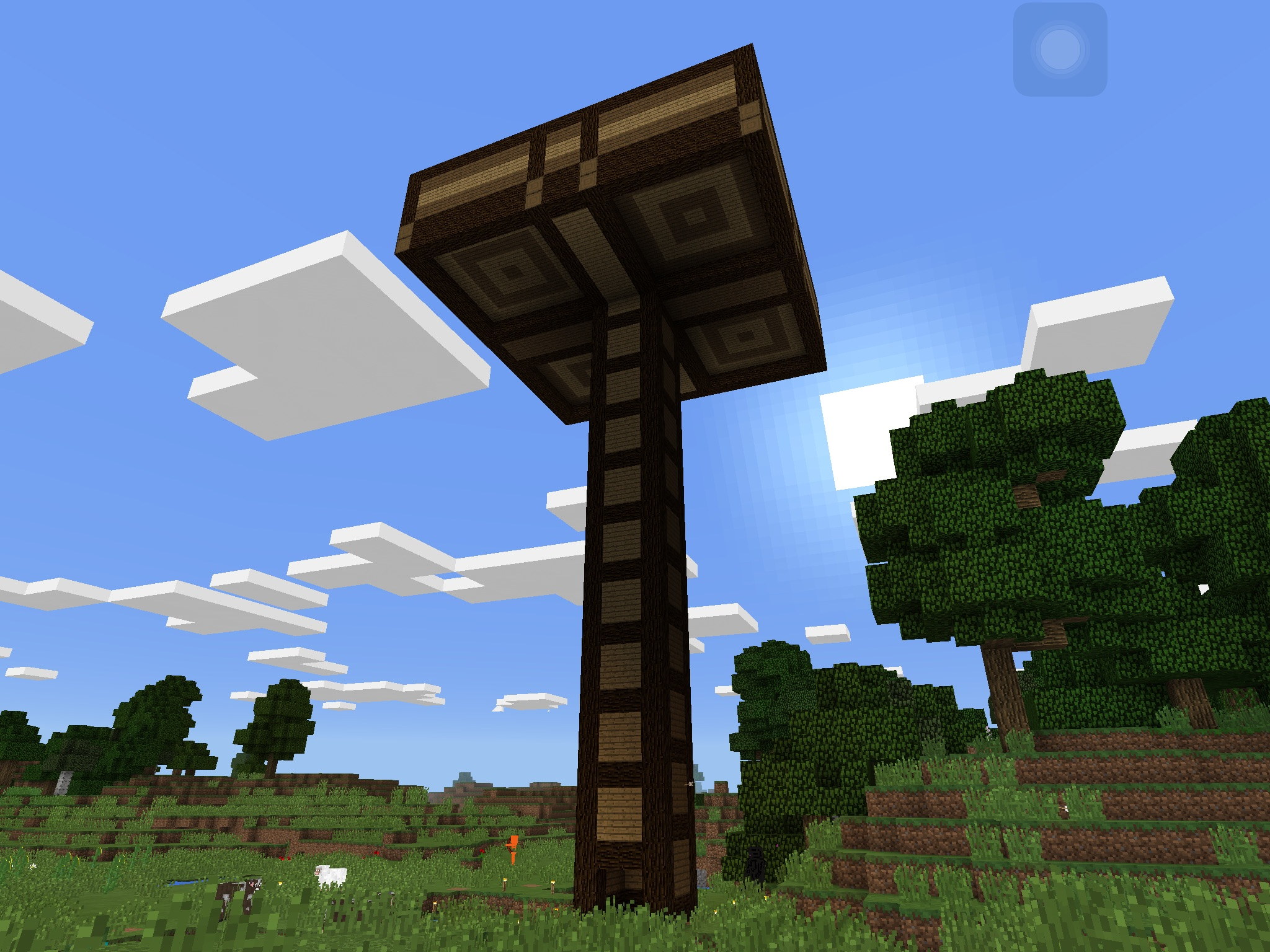 Mob Farm not Functioning? - MCPE: Discussion - Minecraft ...