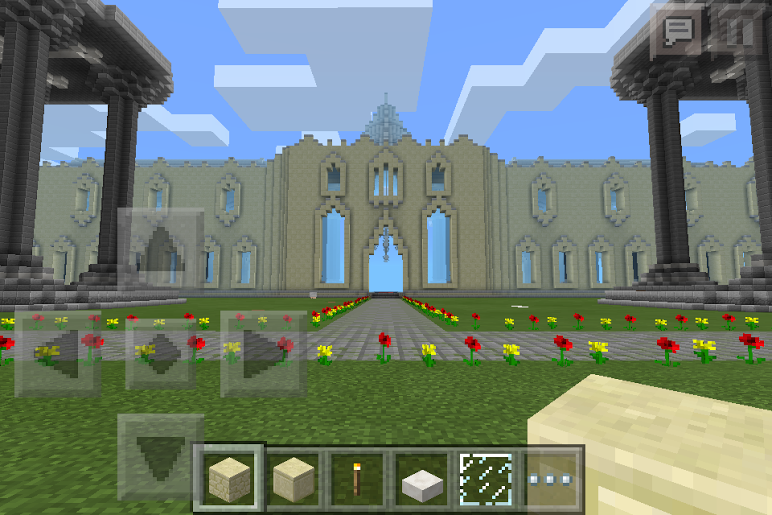 Epic Fantasy Throne Room Screenshots Show Your