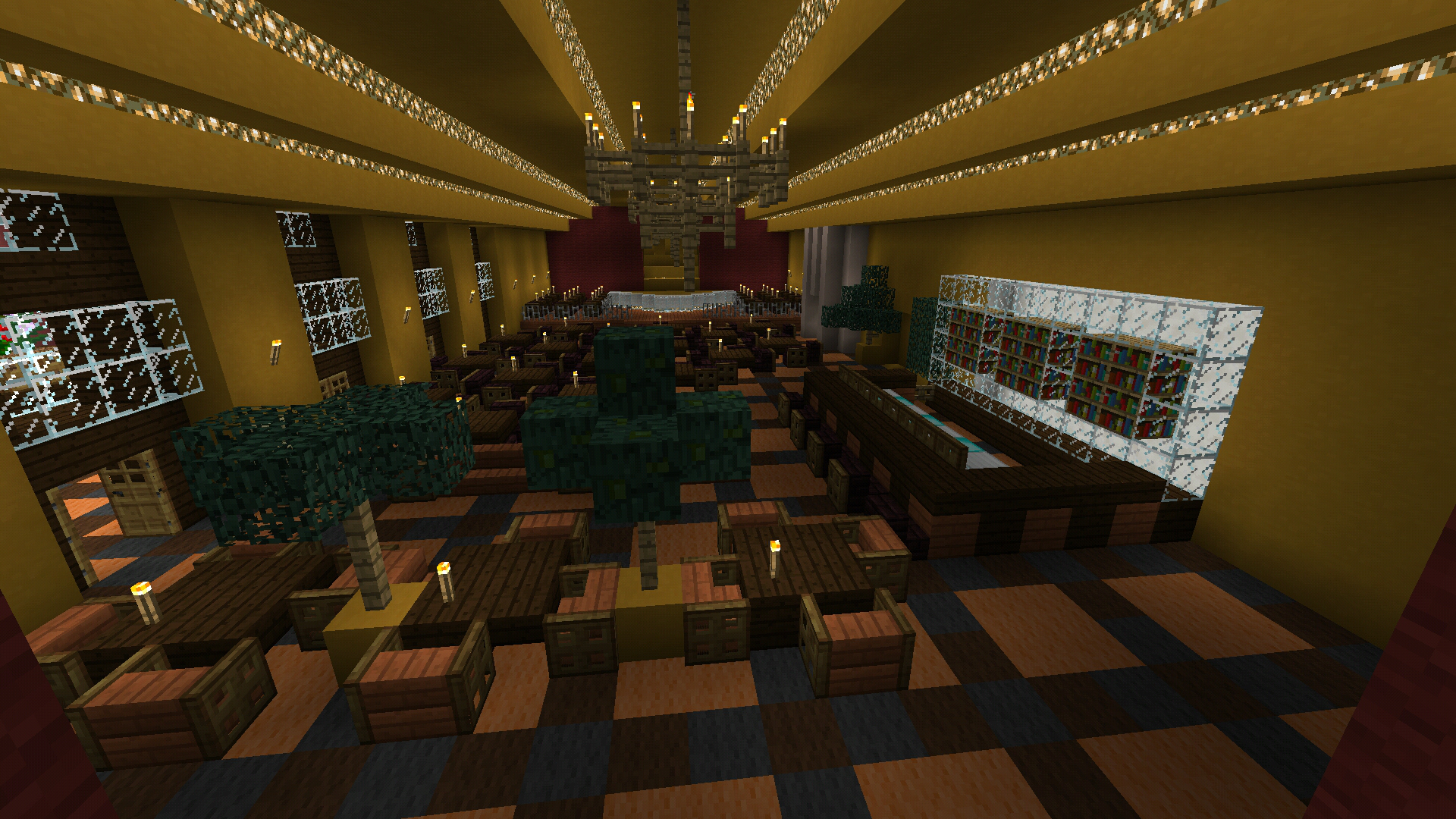 The Overlook Hotel From The Shining Mcpe Show Your