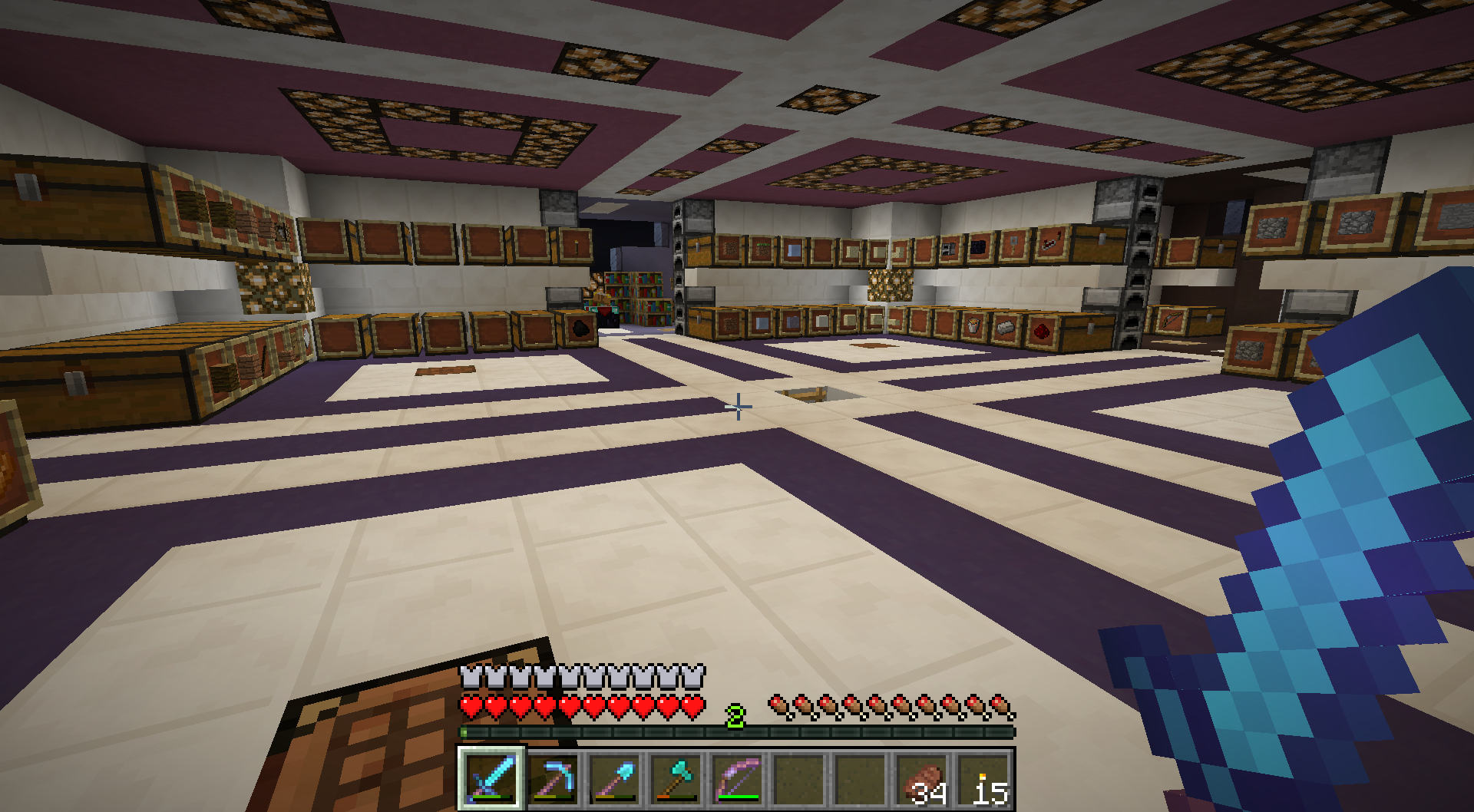 2014-07-24_12.53.02 & Storage Room and Organization - Survival Mode - Minecraft: Java ...