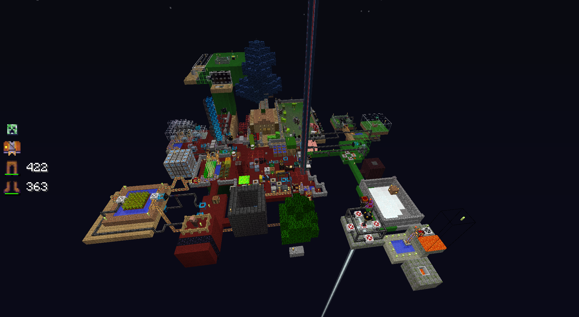 sky factory minecraft