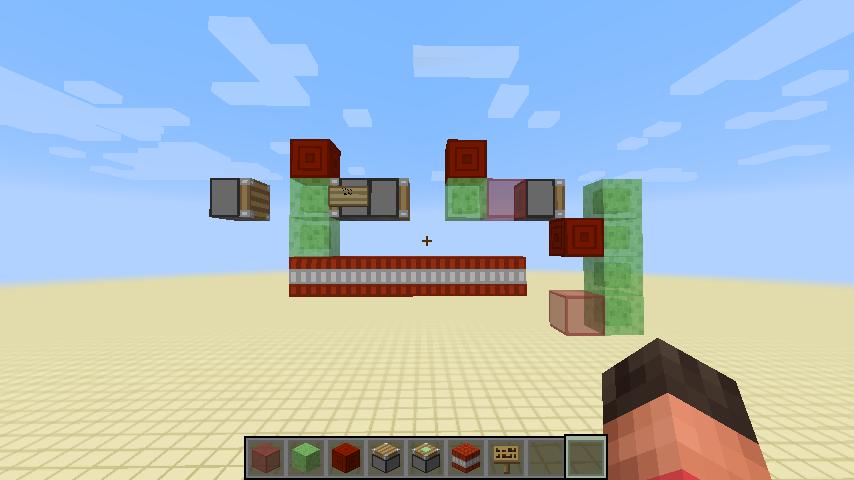 Missle Craft Minecraft