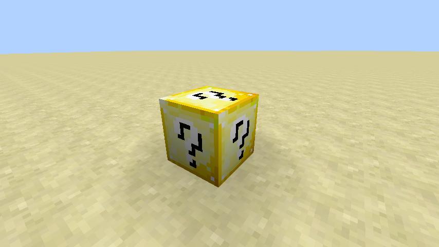 lucky block mods