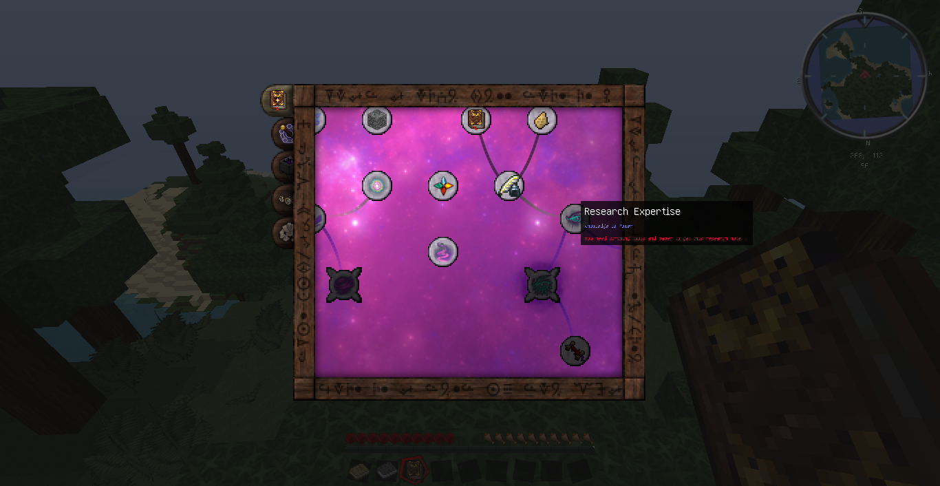 Thaumcraft how to get research aspects