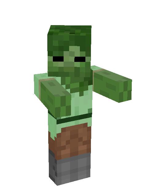 Minecraft Zombie Villager Skin 42082 Usbdata