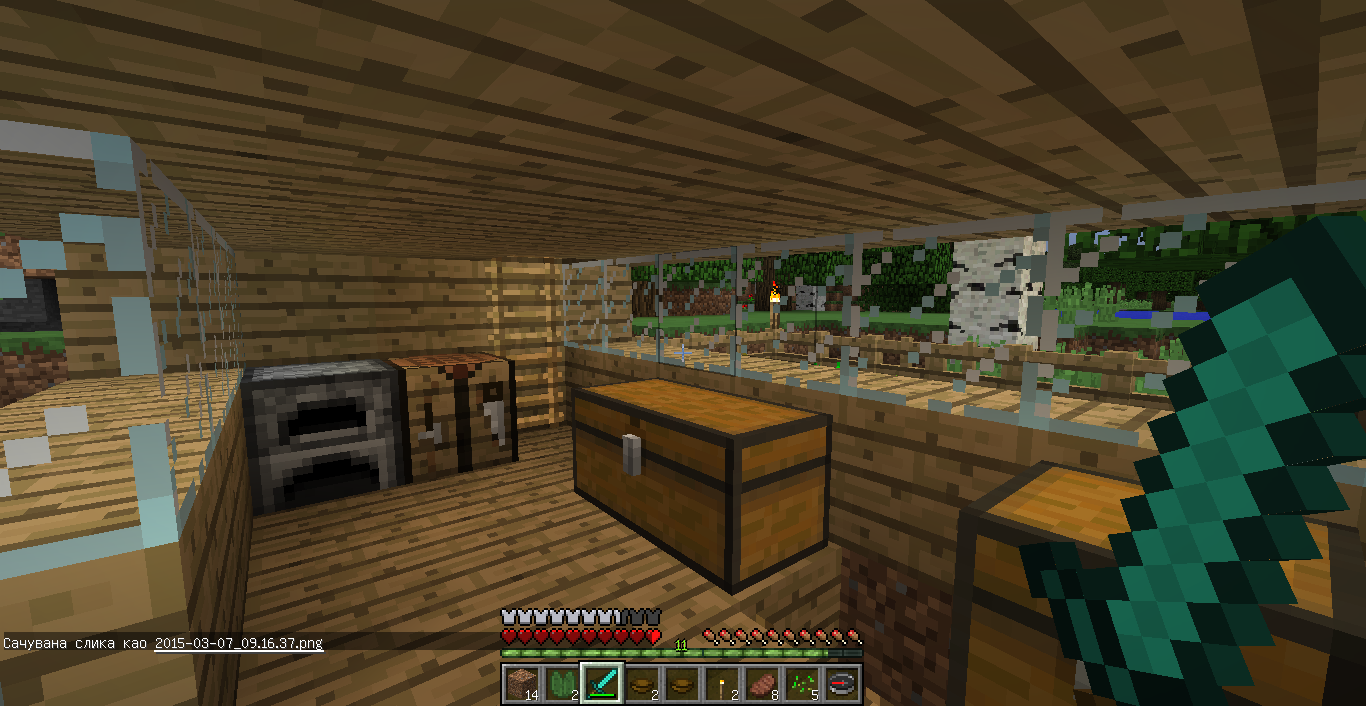 Let's to see your house! - Survival Mode - Minecraft: Java ...