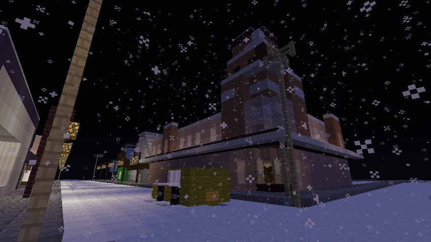 Storybrooke In Minecraft Maps Mapping And Modding Java Edition