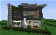 Juicy's Modern House