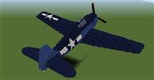 Minecraft-F6F-3