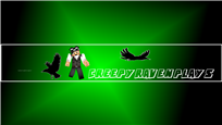CreepyRaven12 Channel art